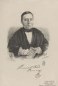 Retrato de Pascual Fernández Baeza