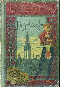 Portada de La Regenta (1884-1885)