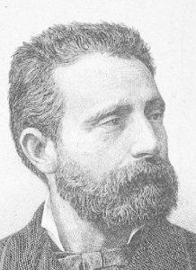 Retrato de Gaspar Núñez de Arce