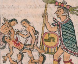 Página del Códice Florentino