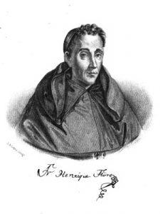 Imagen recogida en la Clave de la España Sagrada de Pedro Sáinz de Baranda