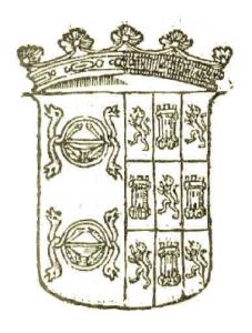 Escudo heráldico de Jorge Manrique