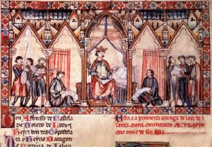 """Alfonso X """" El Sabio"""". Rey de Castilla y León. 1221-1284"""